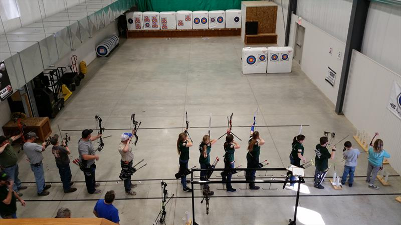 Accuracy Unlimited Firearms, Archery and Range - Archery Range